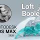 Loft,Boolian قسمت نهم آموزش رایگان صفر تا صدی نرم افزارتری دی مکس