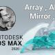 align , array قسمت دوازدهم آموزش رایگان صفر تا صدی نرم افزارتری دی مکس